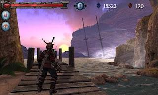 Adalah sebuah game petualangan dengan battle ala Infinity Blade lainnya Unduh Game Android Gratis Horn Premium apk + obb