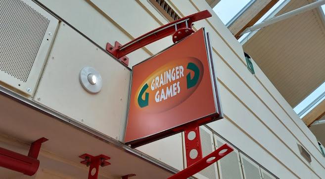 Grainger Games in Hyde