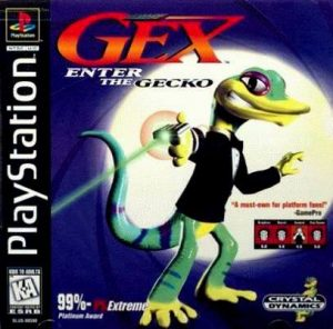 Baixar Gex: Enter the Gecko (1998) PS1 Torrent