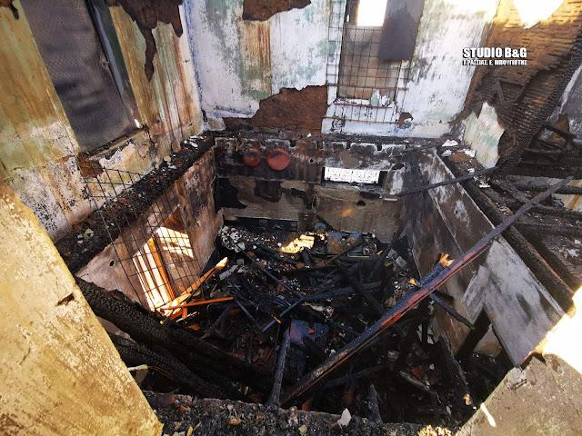 Συνεχίζεται η έρευνα για τα ακριβή αίτια της τραγωδίας στην Πυργέλα Αργολίδας