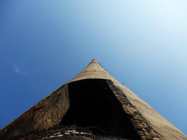 Jedyny komin w Orbicie