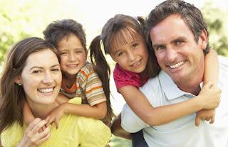 Família - Características de uma família unida e saudável