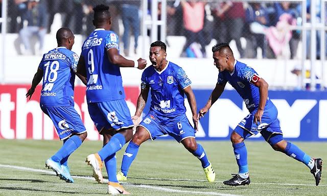 Goleada en Puno: Alianza Lima cayó 4-1 ante Binacional