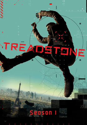 Treadstone (TV Series) S01 DVD HD Dual Latino + Sub FORZADOS 2DVD
