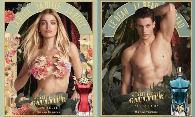 Fragrant Friday - Jean Paul Gaultier La Belle and Le Beau