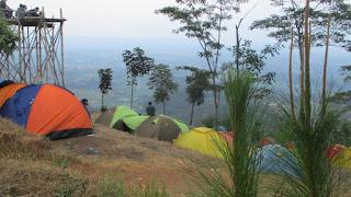 Camping Bukit Pamoyanan