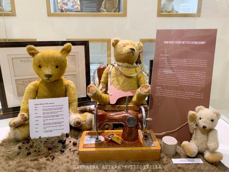 Sejarah Patung Beruang