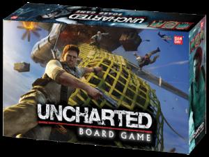 Uncharted el juego de cartas