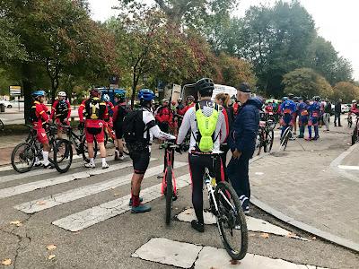 Vuelta MTB Madrid Aranjuez