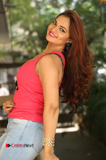 Tollywood Actress Ashwini Latest Stills in Ripped Jeans  0049.JPG