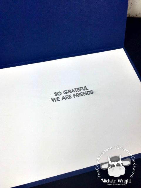 Card, Band Together, Detailed Band Dies, Perennial Essence Designer Series Paper