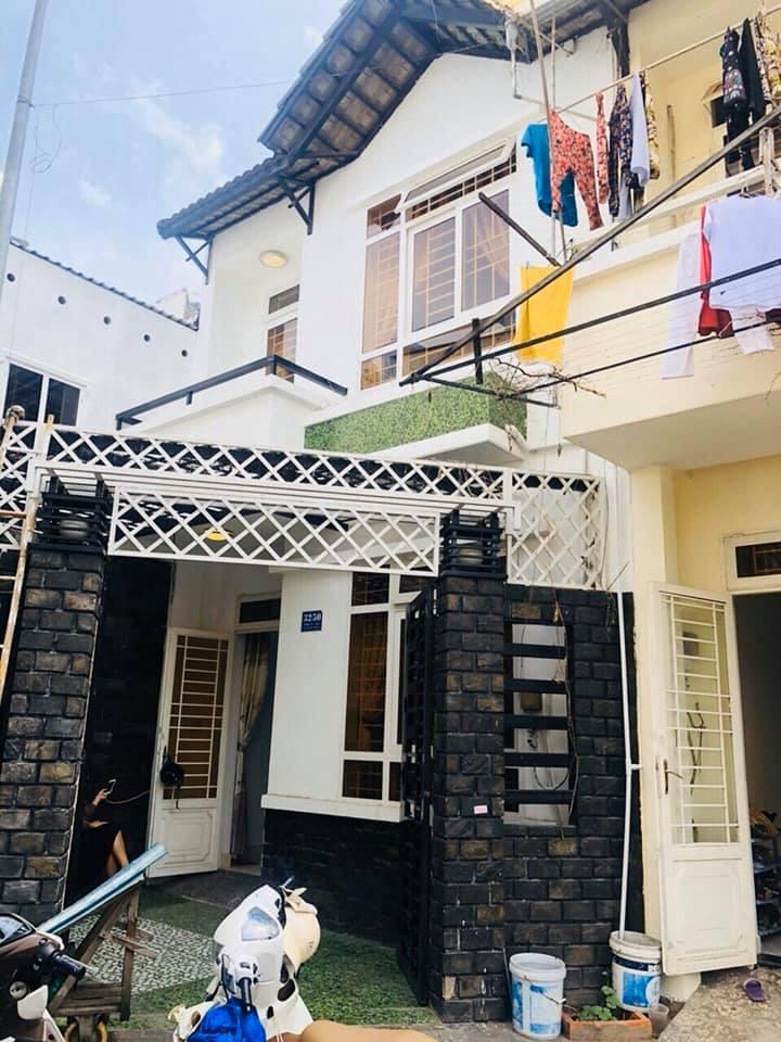Bán Biệt thự mini Đường số 5 phường Bình Hưng Hòa  quận Bình Tân. DT 5,4x16m