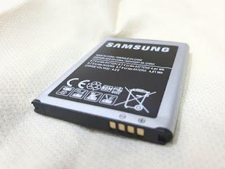 Baterai Samsung EB-BG130ABE EBBG130ABE Original 100% Galaxy Young 2 G130 G130H
