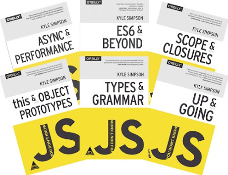 You Don't Know JS the javascript book