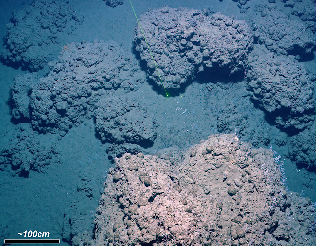 Methane release rapidly increases in the wake of the melting ice sheets