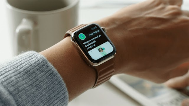 The Apple Watch Series 6 Happens To Be The First Smartwatch To Feature The U1 Chip