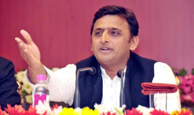 BJP को देश चलाना नहीं आता: अखिलेश यादव - newsonfloor.com