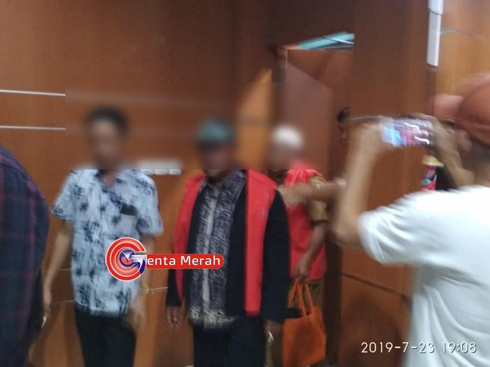 Didugaan Tilep DD/ADD, Kades Bersama Pj Kades dan Sekdes Ratu Abung di Tahan Kejari Kotabumi