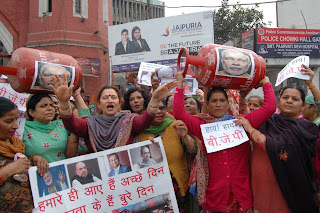 congress-protest-for-lpg-hike