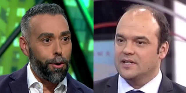 Rubén Sánchez y José Carlos Díez