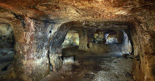 Rock-hewn monastery latest discovery in underground city in Cappadocia