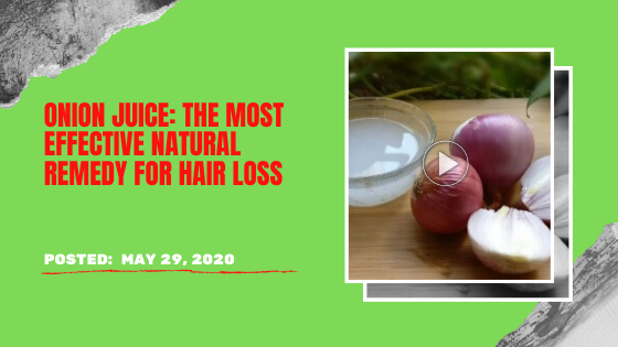It has antioxidant components that help to treat dandruff and change the effects of premature graying of hair.