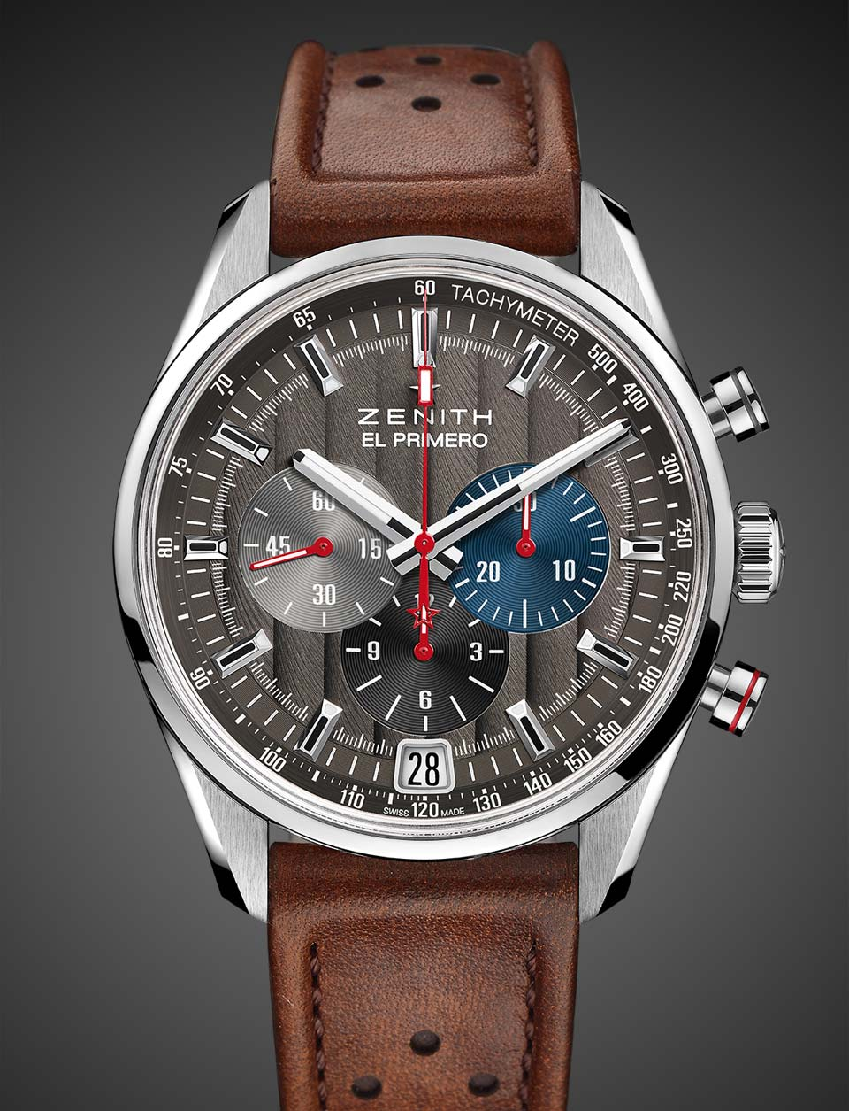 zenith el primero 36 000 vph classic cars time and watches. Black Bedroom Furniture Sets. Home Design Ideas