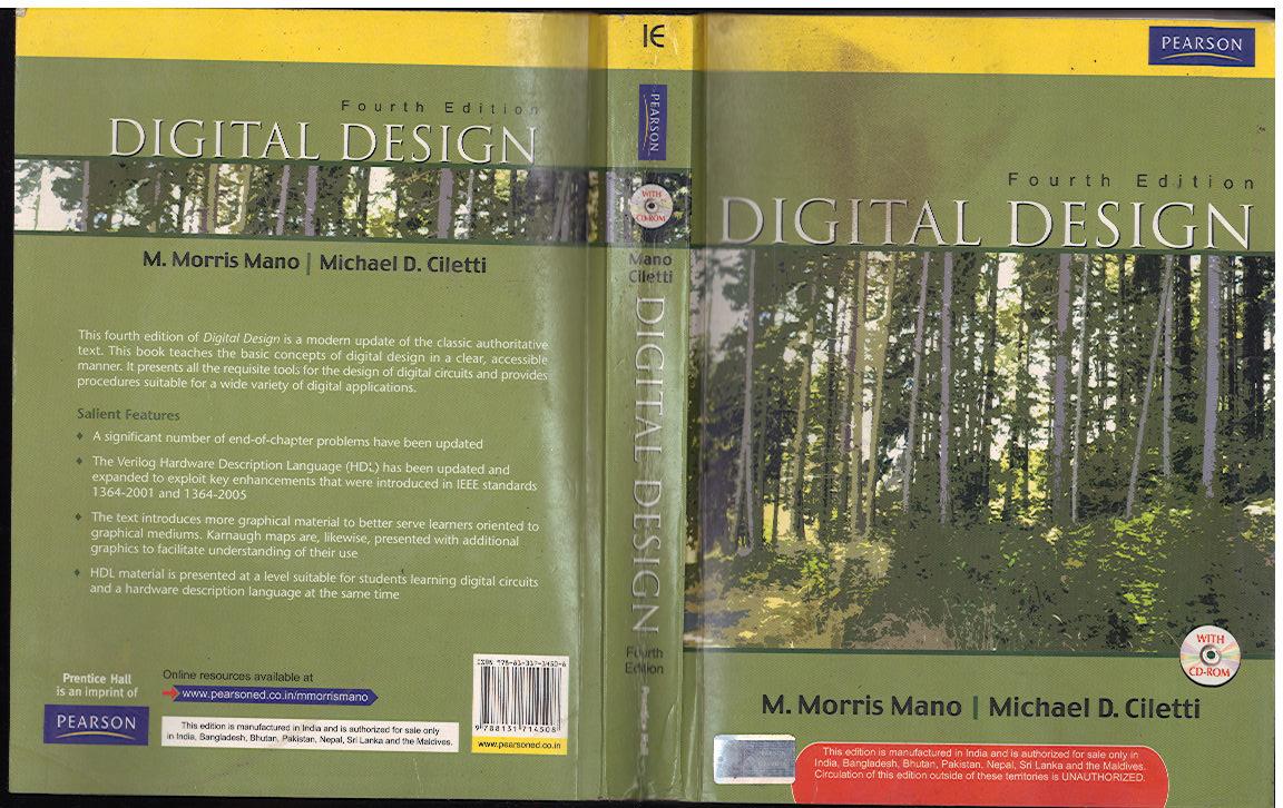 Morris Mano Digital Design Solution Pdf
