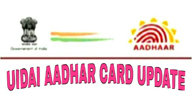 UIDAI Says You Can Update Your Aadhaar Card Address Online Know The Process