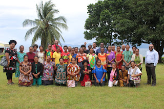 Women in Alotau