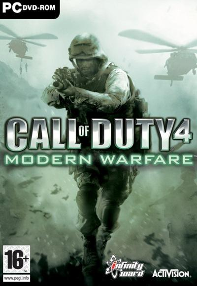 call of duty 4 para pc compucalitv