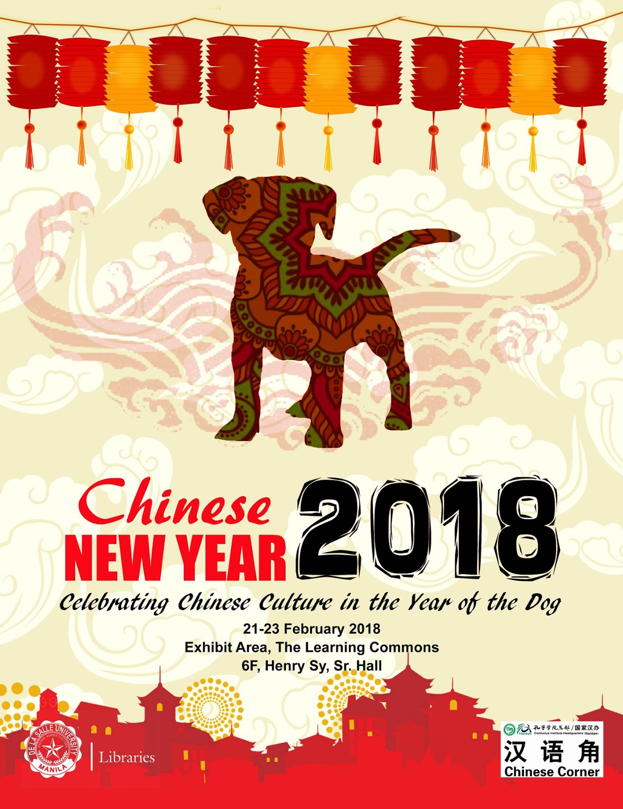 upcoming event chinese new year 2018 celebrating chinese culture in the year of the dog
