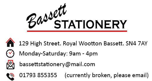 Bassett Stationery