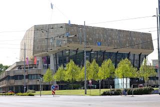 Gewandhaus Leipzig am Augustusplatz