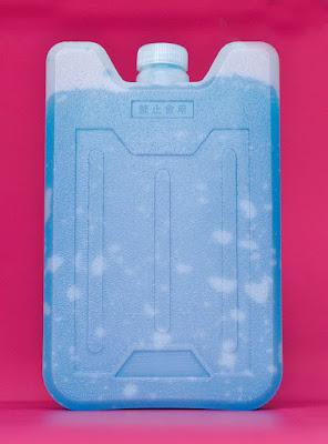 Paquete frio 600 mL gel azul