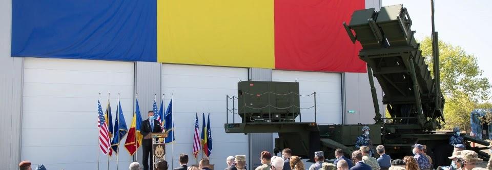 Румунія отримала перший ЗРК Patriot