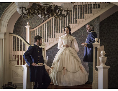 Photo of Hannah James in Mercy Street (5)