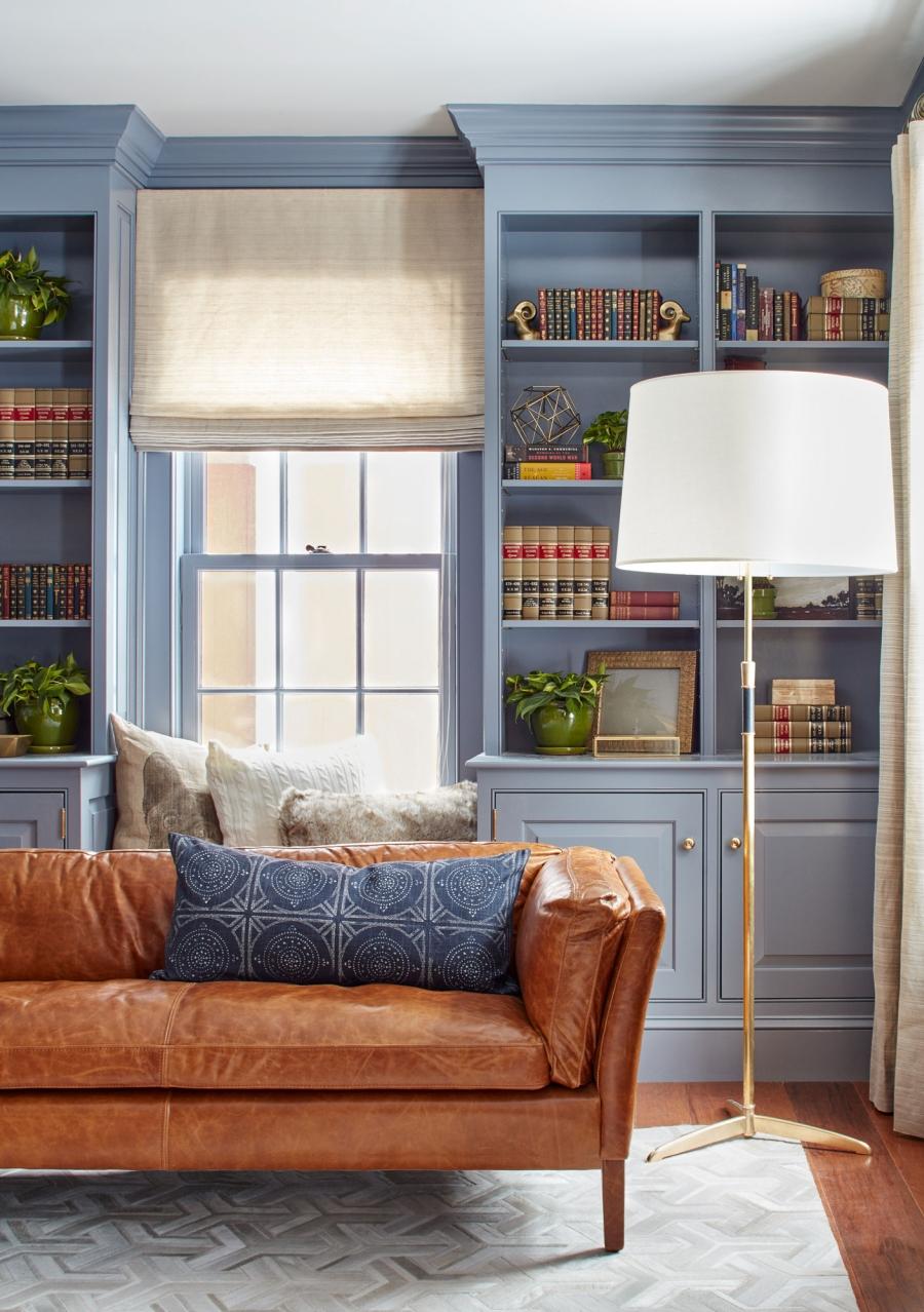 wystrój wnętrz, wnętrza, urządzanie mieszkania, dom, home decor, dekoracje, aranżacje, styl klasyczny, classic style, styl retro, biblioteka, gabinet