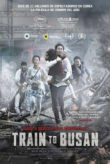 Train to Busan, poster español