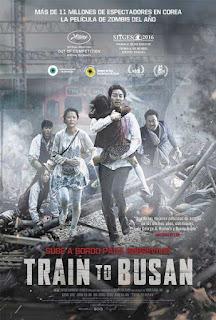 Train to Busan, poster español