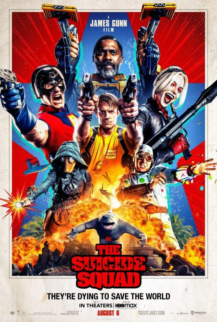 Download The Suicide Squad (2021) Full Movie in Hindi Dual Audio BluRay 1080p [4.4GB]