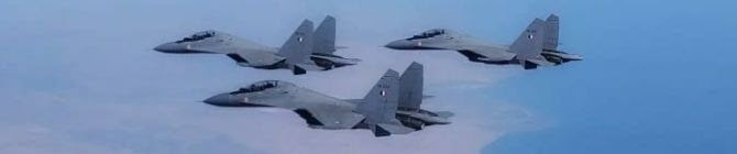 Sukhoi Su-30s, MiG-21s, Chinooks Roar In Srinagar Air Show After 14 Years