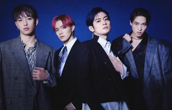 Boygroup Jepang-Cina WARPs UP Merilis Lagu Baru 'Cloud 9', Ditulis Bersama Produser Sia/BTS, Tony Esterly dan Paige Blue
