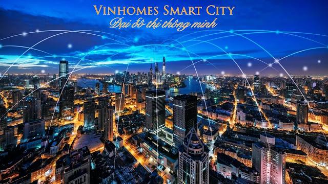 Vingroup xây dựng đại đô thị thông minh phía Tây