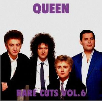 Queen - Rare Cuts Vol. 6