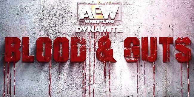 Chris Jericho Announces Blood And Guts Match