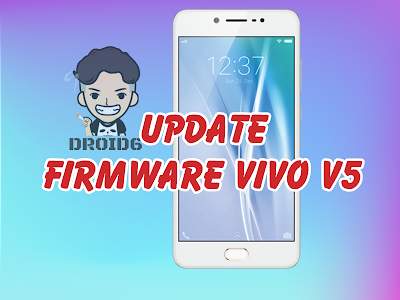 Update Firmware Vivo V5