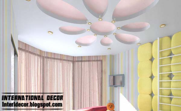 Ceiling Design For Kid Room