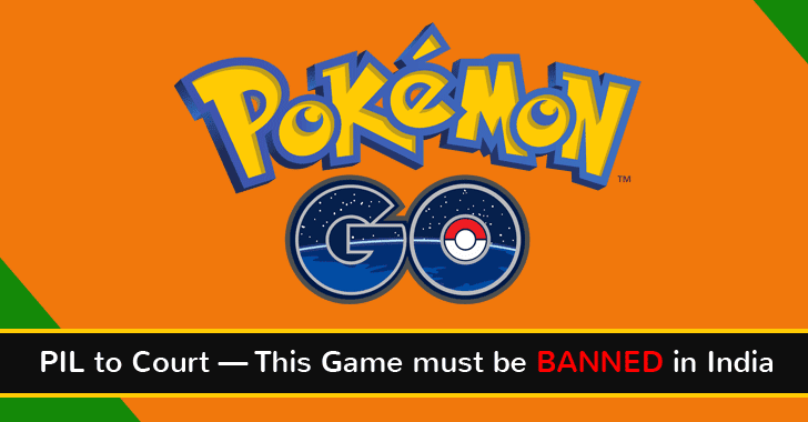 PIL filed in Court to Ban 'Pokémon Go' in India for Hurting Religious Sentiments