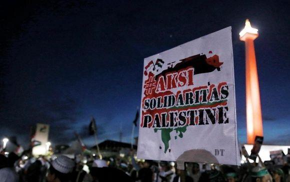 Selain Serukan Boikot Produk Israel-AS, FPI Juga Lakukan Penggalangan Dana untuk Palestina